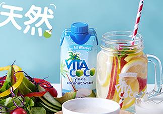 vita coco唯他可可椰子水热量 唯他可可椰子水可以减肥吗