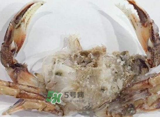 冷冻的梭子蟹能吃吗?冷冻的梭子蟹怎么做?
