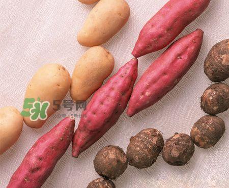 芋头是红薯吗?芋头、红薯、山药的区别