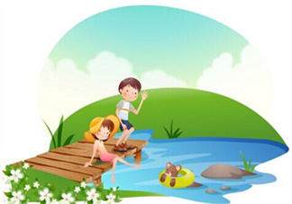 有关暑假的作文怎么写 有关暑假的英语作文范例