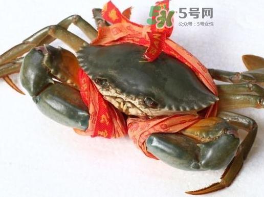 青蟹可以冷冻吗?青蟹冷冻了还可以吃吗?