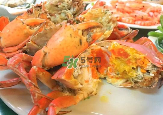 青蟹不能和什么一起吃?吃青蟹不能吃什么?