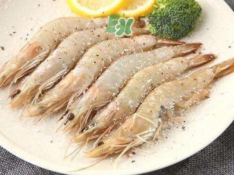 白虾是河虾还是海虾?白虾是寒性的吗