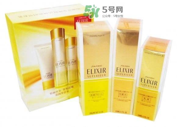 资生堂elixir系列适合年龄 资生堂elixir适合年龄多大的人用?