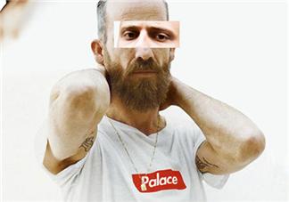 supreme与palace联名t恤在哪买?supreme与palace恶搞t恤哪里有卖的
