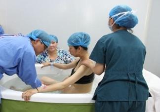 产后妈妈自述:水中分娩是一种什么体验?
