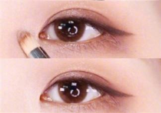 大地色眼影画法 大地色眼影怎么画