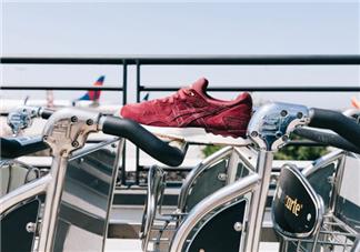 sneakerness与asics联名passport主题运动鞋在哪买_是限量的吗?