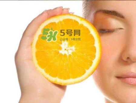 维生素c产品能白天用吗 白天可以用维生素c护肤品吗