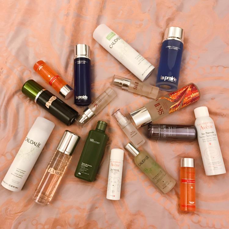 13款化妆水使用心得 这些化妆水值得推荐
