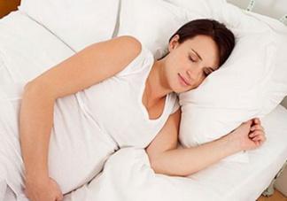 孕妇左侧卧睡不着怎么办?孕期左侧睡不舒服怎么办?