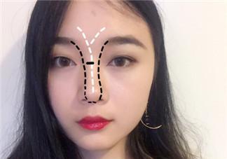 怎么样画鼻影 画鼻影步骤图
