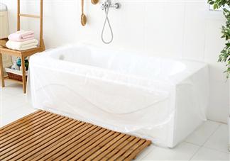 浴缸套怎么用?浴缸套塑料袋好吗?