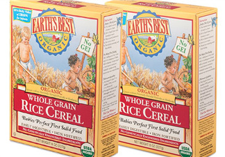 爱思贝有机大米粉怎么样?地球最好有机大米米粉好吗?