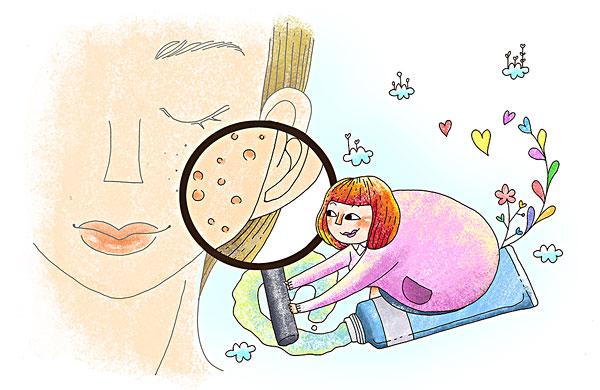 8种体质的皮肤问题及经络异常吃什么好