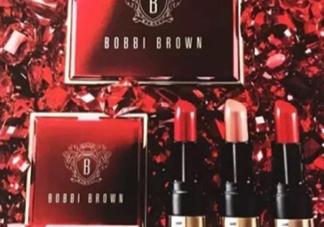 bobbi brown芭比波朗2017圣诞彩妆有哪些_多少钱