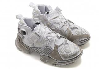 vetements与reebok联名小脏鞋多少钱?