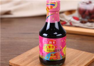 儿童酱油多大可以吃?儿童酱油宝宝能吃吗?