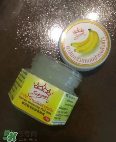 泰国香蕉膏有几种?泰国香蕉膏哪个牌子好?