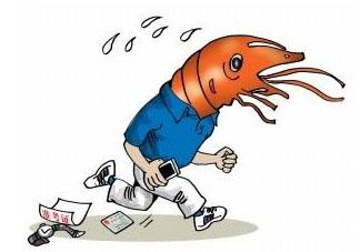 大头虾是什么意思?广东话大头虾是什么意思?