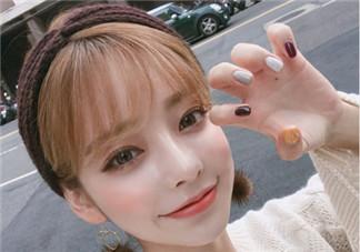 2017韩范短发图片女 韩国麻豆短发发型推荐