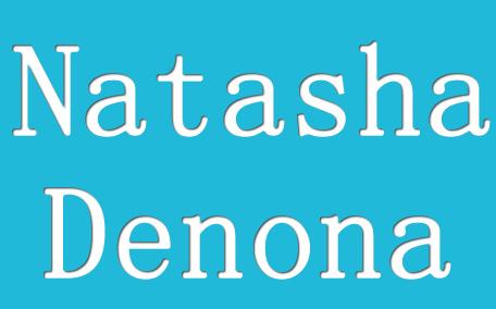 natasha denona