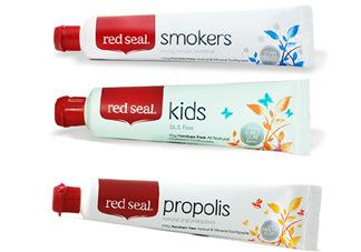 Red Seal红印牙膏怎么选?Red Seal红印牙膏有哪几款?
