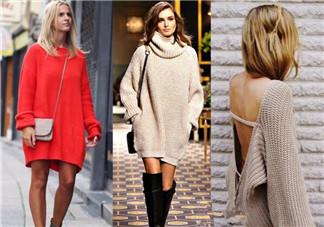 秋天可以穿毛衣吗?秋天毛衣搭配