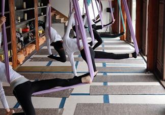 空中瑜伽多少钱一节课?自己家里装空中瑜伽多少钱