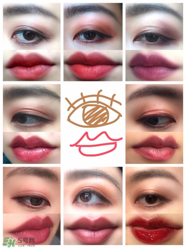 淡眼妆的画法步骤图片图片