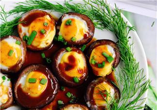 香菇蛋挞的做法 简单又美味
