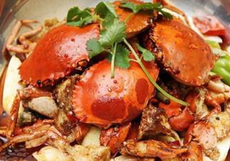 香辣蟹怎么做最好吃?香辣蟹怎么处理螃蟹?