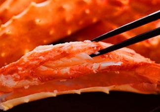 冷冻螃蟹可以吃吗?冻螃蟹怎么做好吃?