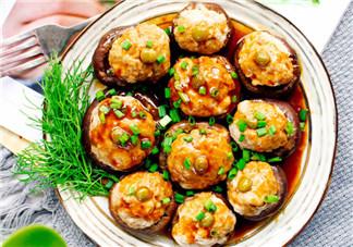 香菇酿肉的家常做法及蒸多长时间