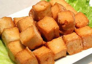 鱼豆腐热量高吗?鱼豆腐的热量多少?