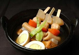 关东煮热量高吗?吃关东煮容易胖吗?