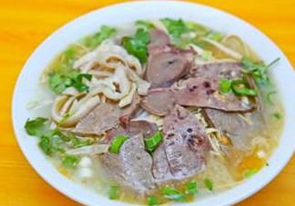 羊杂汤膻不膻?羊杂汤是哪里的特色美食