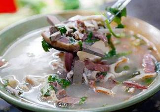 喝羊杂汤有什么好处?羊杂汤的做法和配料