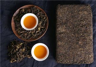 茯茶是热性还是凉性?茯茶是不是放越久越好?