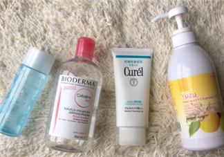 卸妆产品有哪些类别 卸妆产品分类介绍