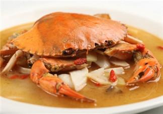 吃完螃蟹后不能吃什么 螃蟹不能和什么同吃