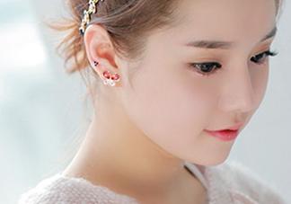 新打耳洞戴什么材质的耳钉好?打耳洞用什么消毒最好