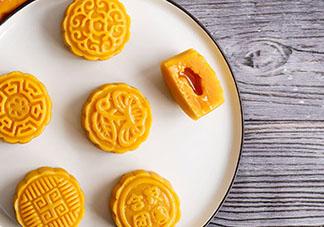 冰皮奶黄月饼的做法 冰皮奶黄月饼热量