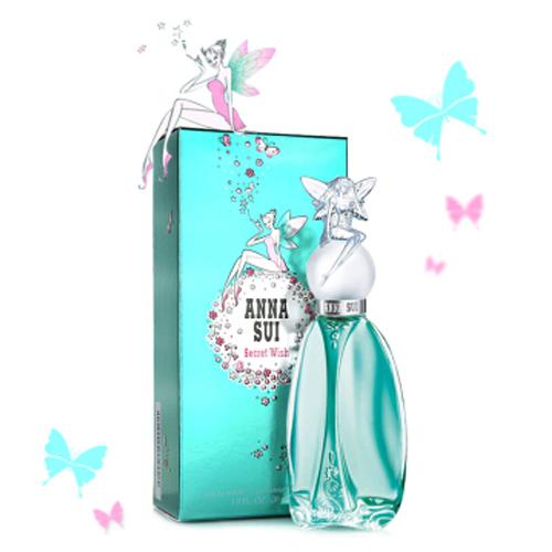 安娜苏许愿精灵女士香水