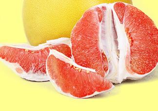红肉蜜柚什么时候上市?红肉蜜柚为什么苦