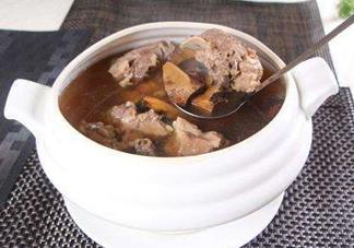 牛骨头汤是补钙的吗?什么人不宜喝牛骨汤