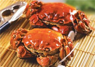大闸蟹可以和南瓜一起吃吗?螃蟹不能和什么水果一起吃?