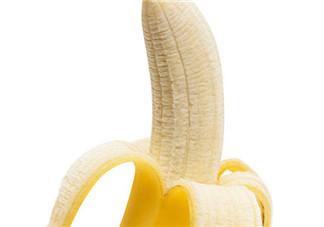 香蕉和苹果一起吃能减肥吗?红香蕉的食用禁忌