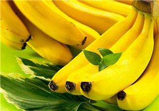 红香蕉和普通香蕉的区别?香蕉可以放冰箱冷冻吗?