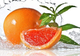 红心柚子皮怎么是红的?红心柚子皮能吃吗?